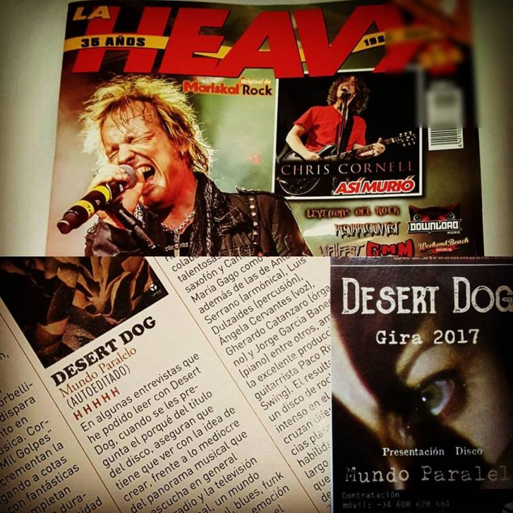 Revista La Heavy